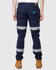 Picture of ELWD Workwear-EWD106-MENS REFLECTIVE SLIM PANT