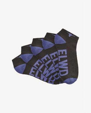 Picture of ELWD Workwear-EWD902-ANKLE SOCK 5 PK