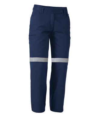 Picture of King Gee-K43535-Women's Drill Reflective Pants