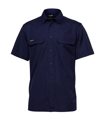 Picture of King Gee-K14022-Workcool Pro Shirt S/S