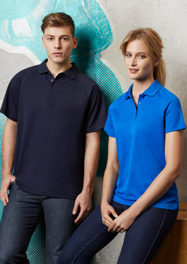 Picture of Biz Collection-P300MS-Mens Sprint Polo
