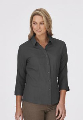 Picture of City Collection-2145-Ezylin® 3/4 Sleeve Shirt