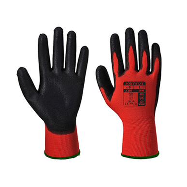 Picture of Prime Mover-A641-Red Cut 1 Glove