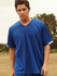 Picture of Bocini-CT0675-Unisex Adults Breezeway Football Jersey