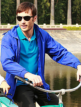 Picture of Bocini-CJ0442-Unisex Adults Yachtsman's Jacket With Lining