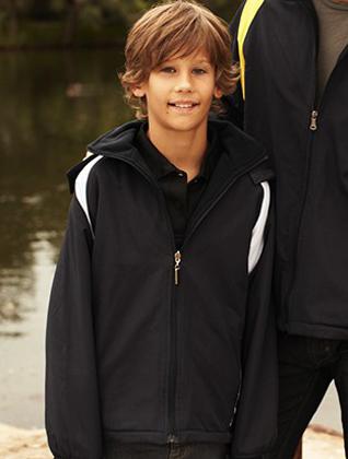 Picture of Bocini-CJ1035-Kids Reversible Sports Jacket