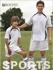 Picture of Bocini-CK706-Unisex Adults Plain Sports Shorts