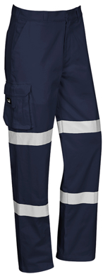 Picture of Syzmik-ZP920S-Mens Bio Motion Taped Pant (Stout)