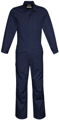 Picture of Syzmik-ZC560-Mens Lightweight Cotton Drill Overall
