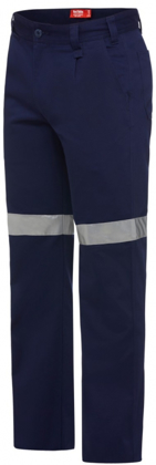 Picture of Hardyakka-Y02540-BASIC DRILL WORK PANT WITH TAPE