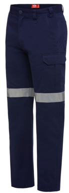 Picture of Hardyakka-Y02575-BASIC DRILL CARGO PANT WITH TAPE