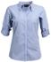 Picture of Identitee-W45(Identitee)-Ladies Long Sleeve Gingham Check